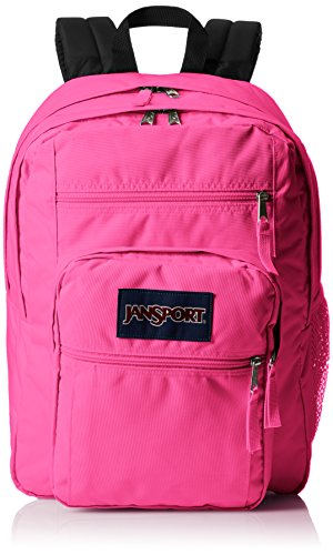 Jansport Big Student Pink 100% Polyester Bags W
