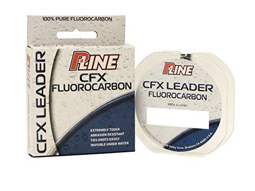 P-Line CFX 100% fluorocarbono 25m (transparente) 0,4 kg