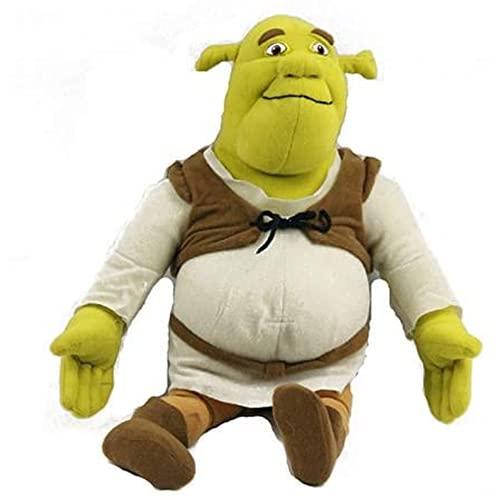 Tvtllm 40 cm 1 Muñeca Creativa de Peluche Shrek Llena de Regalo de cumpleaños de Juguete de Navidad