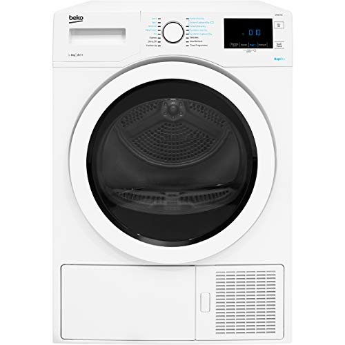 DPH8744W 8kg Load Heat Pump Tumble Dryer - White