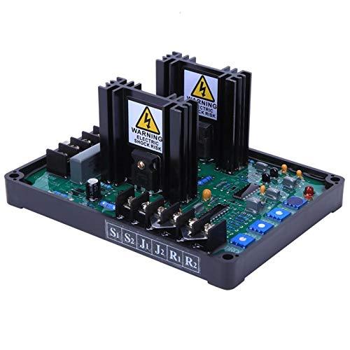 Regulador de voltaje del generador 1 fase 2 cables Regulador de voltaje...