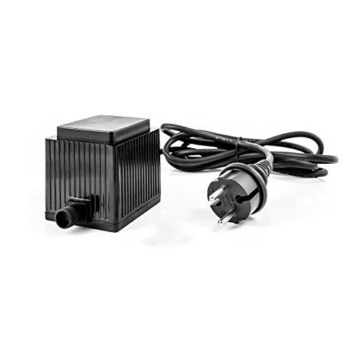 Niedervolt Trafo 12 Volt AC Wechselstrom 5000mA Sicherheitstransformator IP44 für Innen und Außenbereich 12V Transformator Netztrafo 60VA 60 Watt