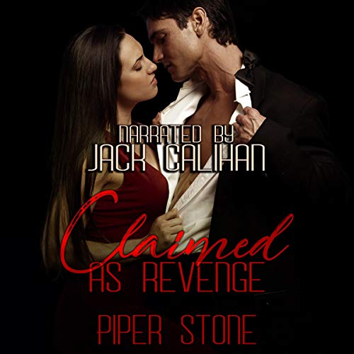 Claimed as Revenge: A Dark Mafia Romance audiobook cover art