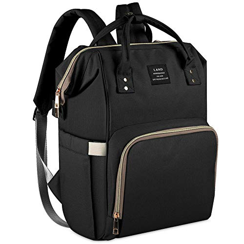 Diaper Bag Baby Backpack Mummy Bag,...