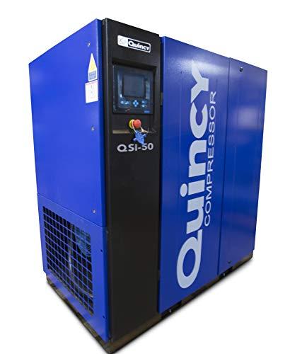 Quincy QSI-50 Rotary Screw AIr Compressor - 50HP