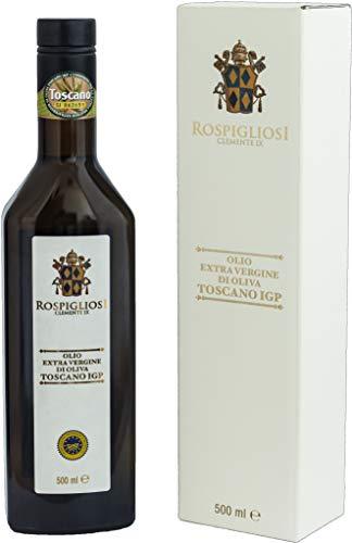 Rospigliosi Olio Extra Vergine di Oliva Toscano I.G.P. 2 bottiglie - 1000 ml