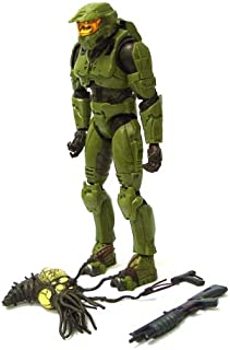 Halo 2 Action Figure Series 8 Master Chief with Flood Infection by Joy Ride