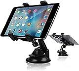 Soporte Tablet Coche, EEEKit 360 Degree Rotación con Ventosa para Tabletas de 7'~ 10.5' Pulgadas, Apple iPad Air, Samsung, Kindle Fire