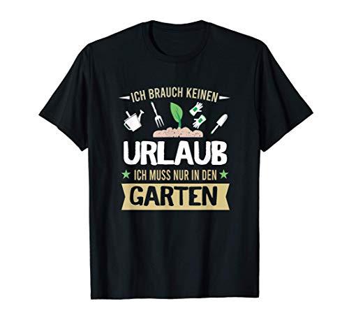 Garten Hobbygärtner Gärtner Säen Wasser Wachsen Geschenk T-Shirt
