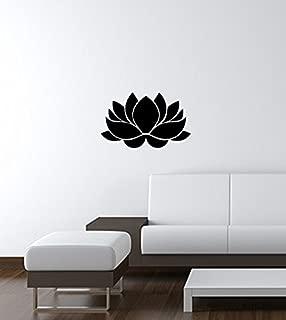 Lotus Wall Art Decal 12
