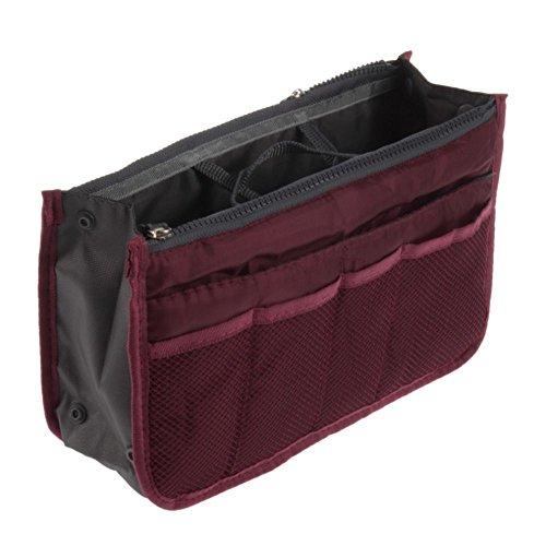 Large Purse Organizer Insert Handbag Pouch Tidy &...