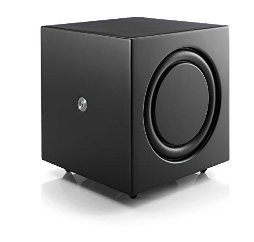 Audio Pro Addon C-SUB Aktiver Bass-Reflex Subwoofer (200 Watt, Multiroom, WLAN) Schwarz