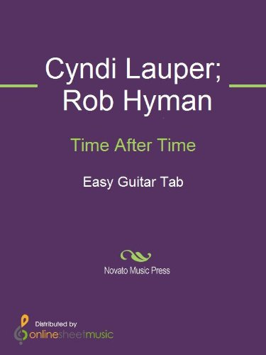 Time After Time (English Edition)