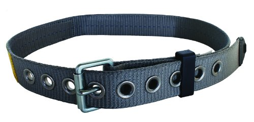 3M DBI-SALA ExoFit 1000717 Tongue Buckle Belt, No D-Ring Or Hip Pad,X-Large, Grey
