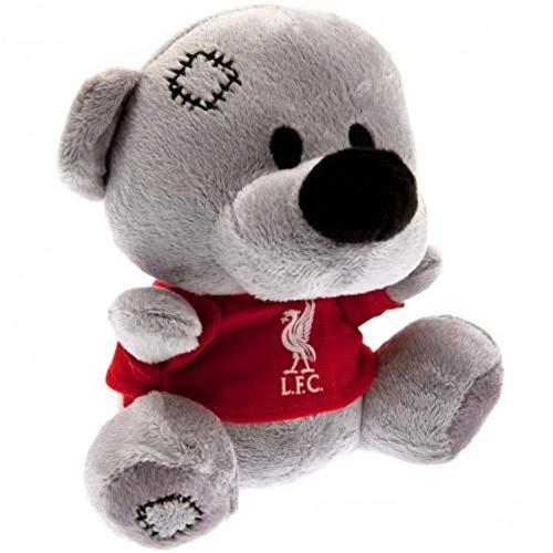 Liverpool FC Liverpool FC Timmy Bear Teddy One Size GreyRed