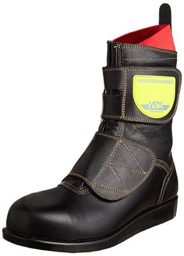 [ノサックス] 安全靴 舗装靴 HSKマジック JISモデル道路舗装用 HSKマジックJ1 メンズ 黒 29cm(29cm)
