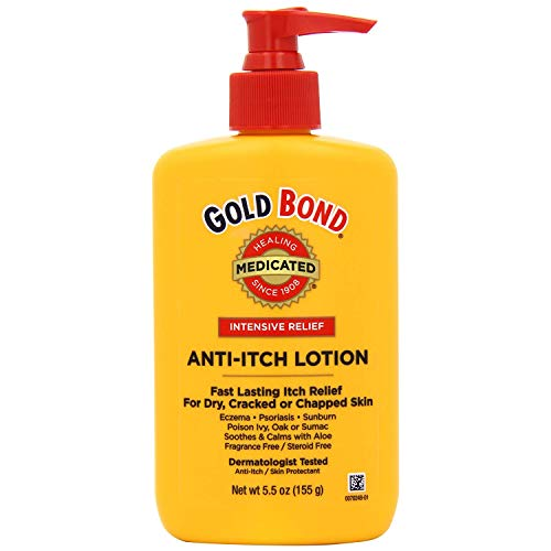 Gold Bond Anti-Itch Lotion - 5.5 oz, Pack of 3