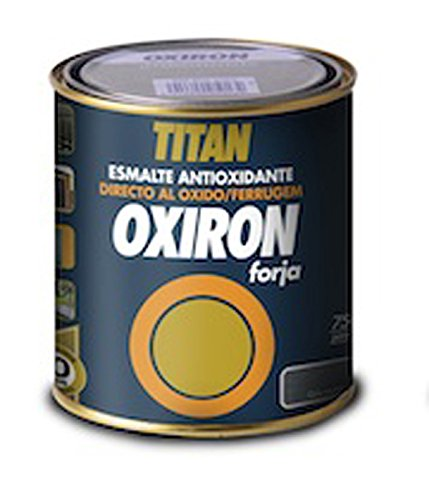 Oxiron M68918 - Esmalte pavonado oxiron 750 ml rojo oxidado