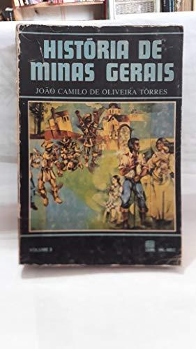 História de Minas Gerais volume 3