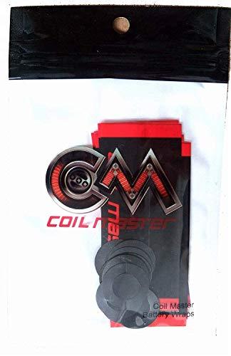 Coil Maste 18650100% authentische vorgeschnittene Bateriehülse, 29mm