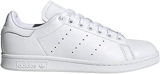 Chaussures Femme Adidas Stan Smith W, Blanc, 36 2/3 EU