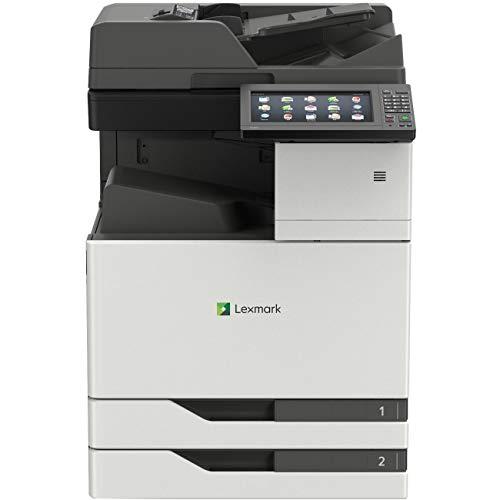 Lexmark CX921de Color Laser Multifunction Printer - Copier/Fax/Printer/Scanner - 35 ppm - 32C0200,Grey