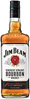 Jim Beam Bourbon Whisky 1 x 1 l