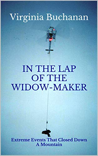 In the Lap of the Widow-Maker: Extreme Events That Closed Down A Mountain (English Edition)