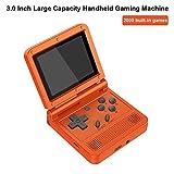 earlyad Game Controller Mini Portable Spielekonsole, Handheld-Spielekonsole, Retro Mini Game Player mit 3,0-Zoll-Farbbildschirm