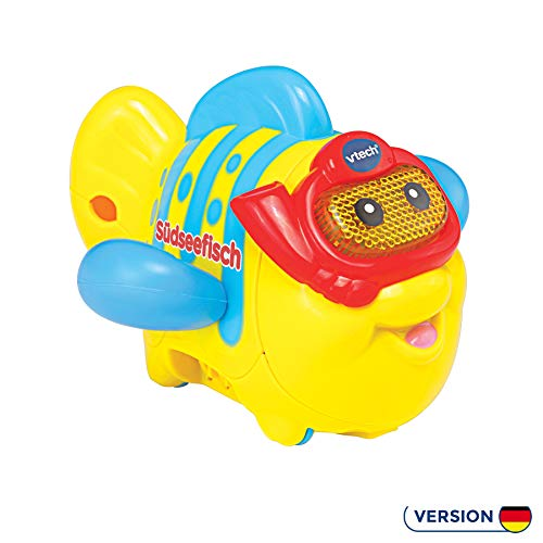 Vtech 80-187374 Tut Tut Baby Badewelt Südseefisch Badespielzeug, Mehrfarbig
