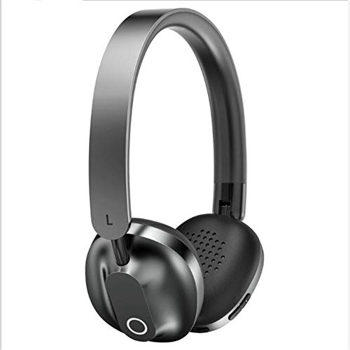 SHWEJ Bluetooth headset draadloze stereo-installatie met microfoon voor mobiele telefoon en tablet