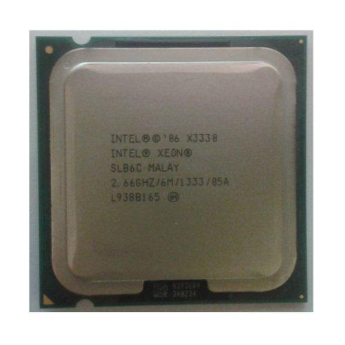 HP Intel Xeon X3330 - Procesador (Intel Xeon 3000, Socket T (LGA 775), X3330, 64-bit, VT-x, L2)