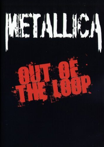 Metallica Out Of The Loop Alemania Dvd Amazones