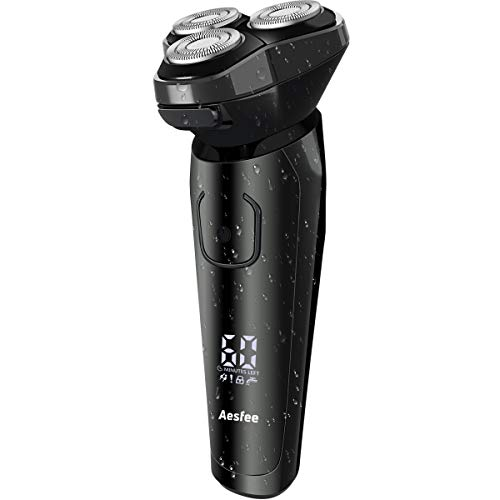 Electric Shaver for Men Wet and Dry Waterproof, Electric Razor Cordless Men's 3D...
