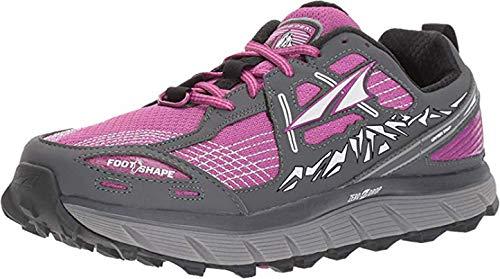 ALTRA Women's Lone Peak 3.5 Running Shoe, Purple, 8 B US