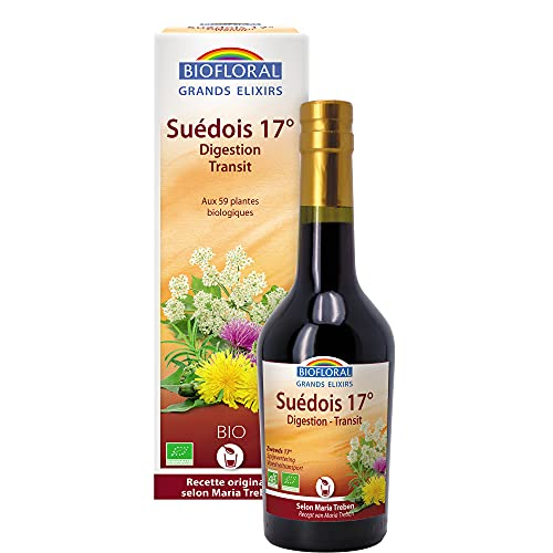 Biofloral   Elixir du Suèdois Bio   17°5   375 ml