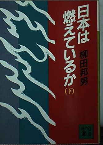 日本は燃えているか〈下〉 (講談社文庫)