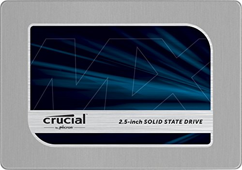Crucial MX200 1TB Interne Festplatte (SATA, 7mm, 6,4cm (2,5 Zoll), inkl. 9,5mm Adapter)