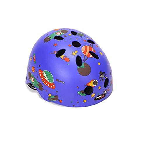 8bayfa Veiligheid Bescherming Kinderfiets Helm Verstelbare Sport Beschermende Gear Balance Auto Slide Sport Veiligheid Hoed Unisex
