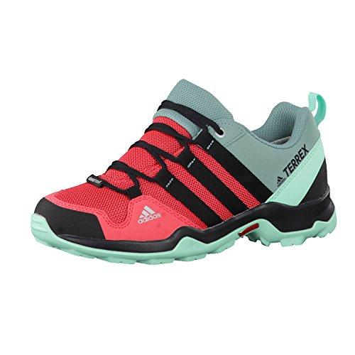 adidas adidas Unisex-Kinder Terrex Ax2r Cp K Wanderschuhe, Pink (Rostac/Negbas/versen), 36 EU
