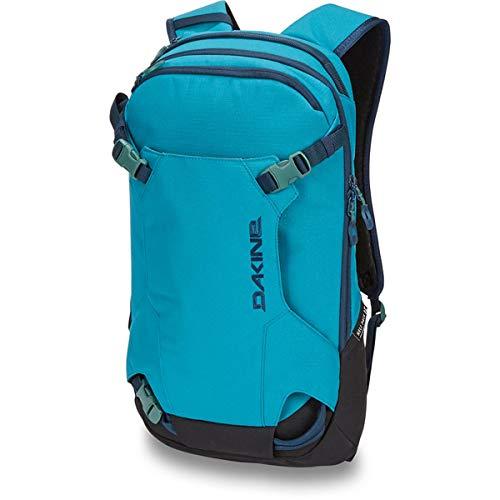 DAKINE Mochila Snowboard Heli Pack - 12 Litre Seaford Pet (Default, Azul)