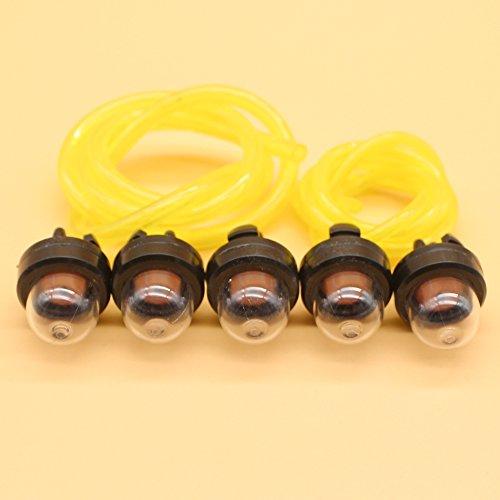 2Pcs Fuel Line Slang & 188-512 Snap In Primer Bulb Kit Voor Ryobi Homelite Toro Craftsman McCulloch Poulan Trimmer Kettingzaag Onderdelen