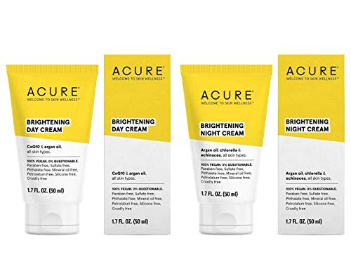 Acure Organics Anti-Aging Natural Day and Night Face Cream