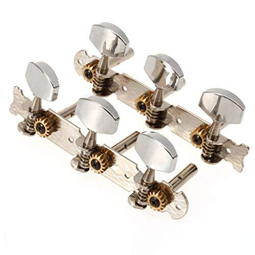 2 Pcs Hochwertige Gitarre Stimmschlüssel Key Peg Mechaniken Tuner für Klassische Guitar String Ersatzteil