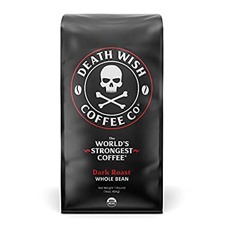 The Death Wish Coffee