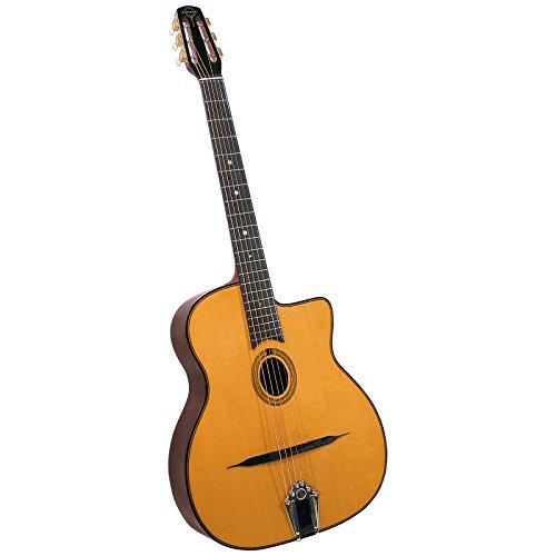 Gitane DG-255 Gitarre mit ovalem Schallloch