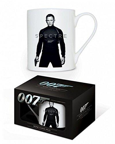 1art1 James Bond 007, Spectre, Daniel Craig Foto-Tasse Kaffeetasse (9x8 cm) Inklusive 1x Überraschungs-Sticker