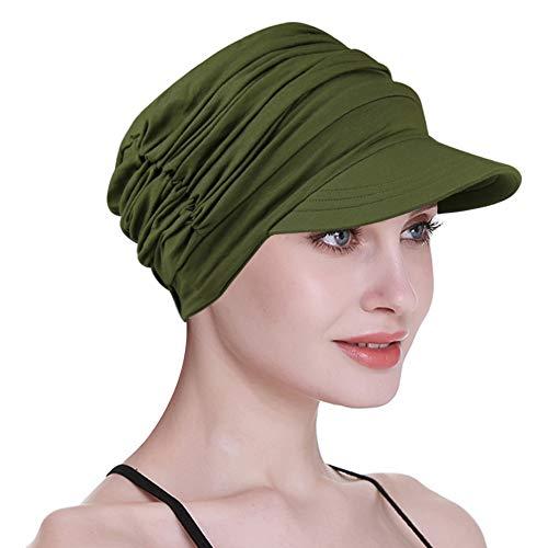 FocusCare Copricapo per Le Giovani Donne Cancro Alopecia Headcover Sleep Turbans
