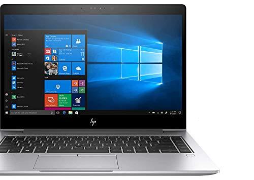 HP EliteBook 840 G6 Laptop Computer - 8th Gen Intel Core i5-8365U 1.6GHz - 16GB DDR4 RAM 256GB PCIe SSD - 14' UHD Graphics 620 - Webcam - Windows 10 Pro