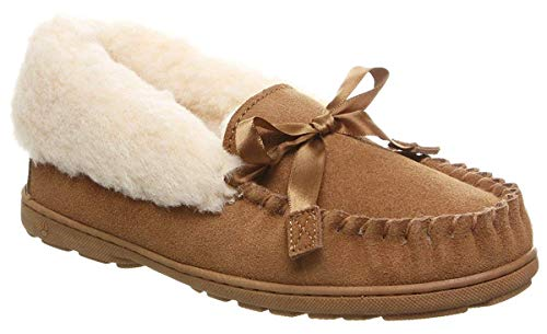 Bearpaw New Women's Indio Slipper Hickory 8